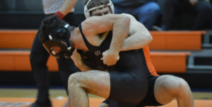 Warriors Take to the Mats at UNK Open
