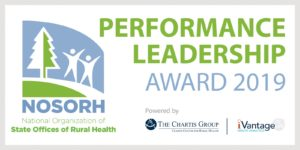 JMMMMC Recognized with 2019 Performance Leadership Award in Quality