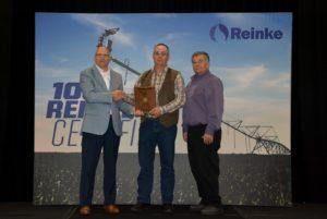 Grossenburg Implement In Wayne Receives Reinke Gold Pride Award