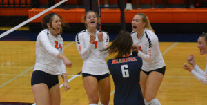 No. 21 Lady Warriors Defeat No. 22 Dordt; Advance to Semifinals