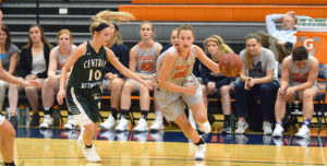 Lady Warrior Drop Exhibition Game at Augustana
