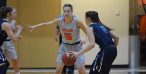 Lady Warriors Take Down Swedes in Tabor Classic Opener
