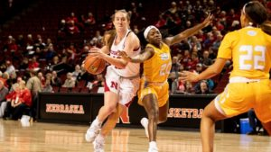 Lady Huskers Try to Get Back on the Winning Track Against Penn State