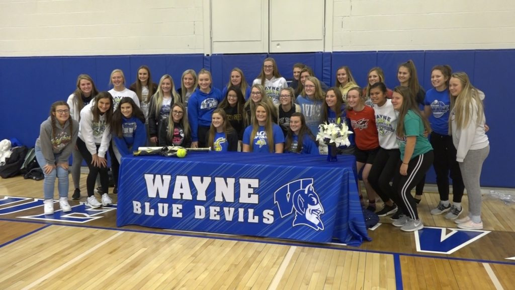 Tori Kniesche To Continue Softball Career At South Dakota State University