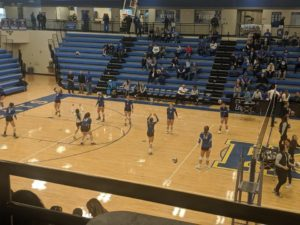 Blue Devil Volleyball Advances To State For Second Straight Year