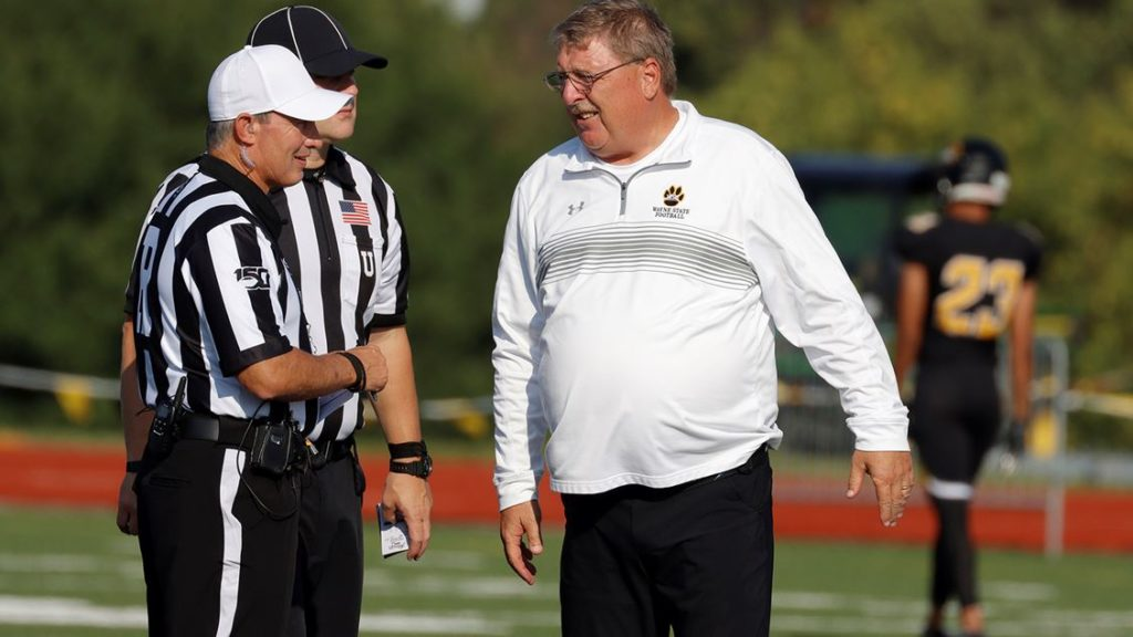 Dan McLaughlin Retires As All-Time Winning Football Coach At WSC