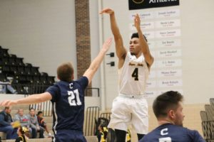Wayne State Men Take Control Of Second Half, Outscore Concordia (NE) In the Paint 48-20