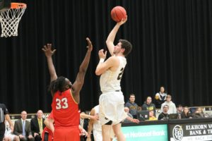 Wayne State Men To Host Concordia (NE) Tuesday, Central Missouri Friday