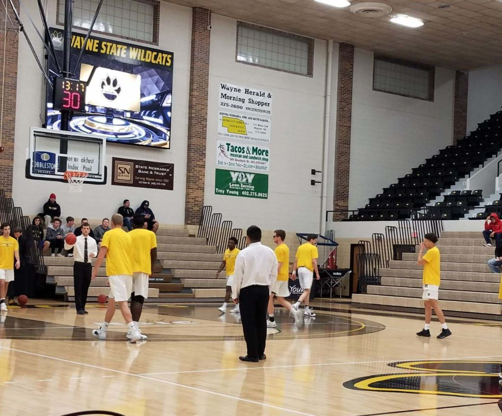 Wayne State Men Use 13-0 Early Second Half Run To Secure 500th Career Win For Coach Kaminsky