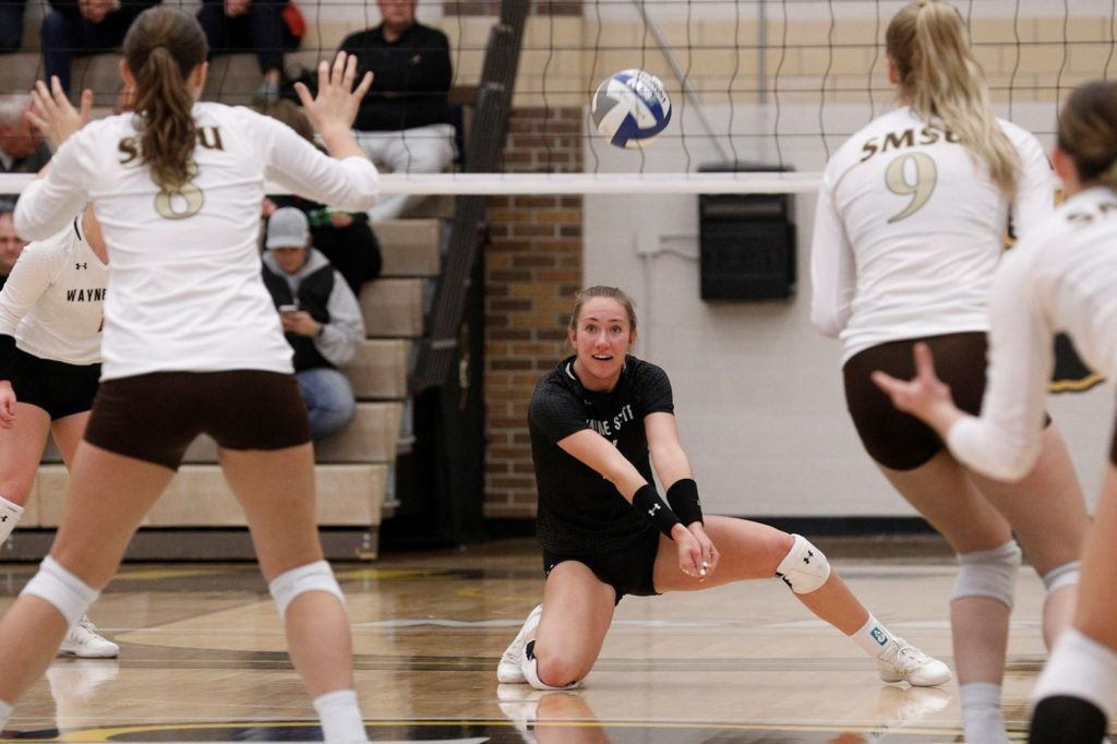 #12 Wayne State Notches 20th Win, Get Back On Winning Track