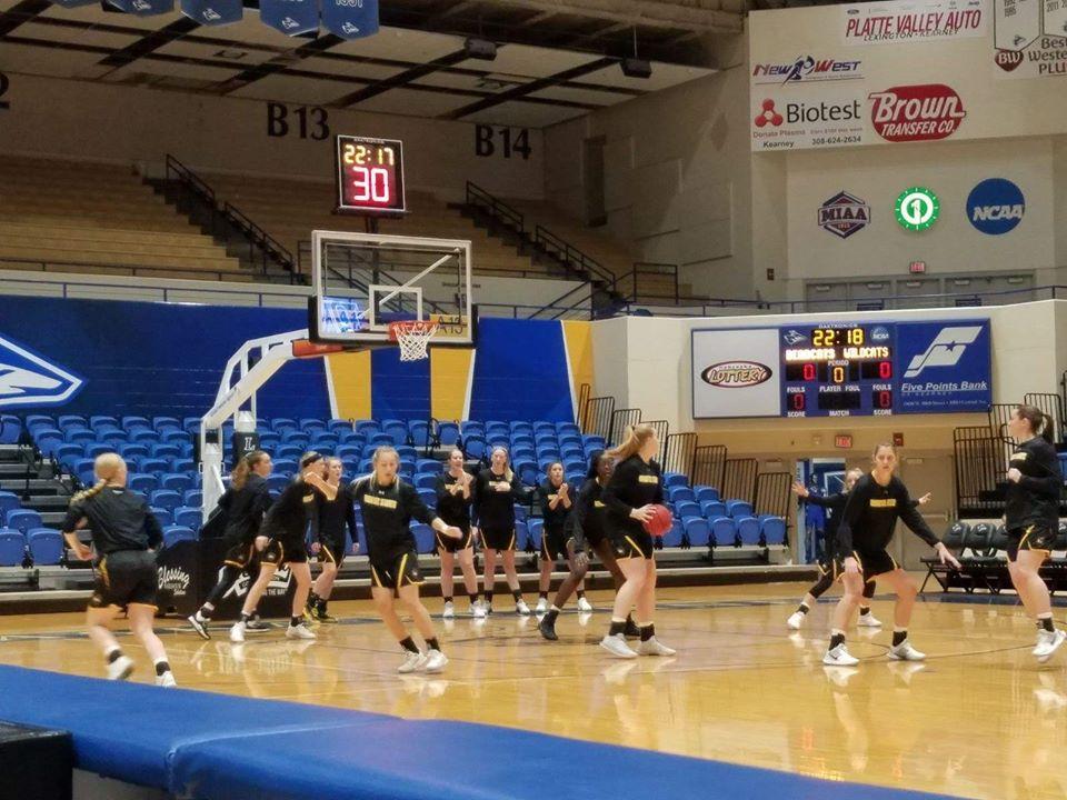 Wildcat Women Open Season With 61-57 Win Over Northwest Missouri State