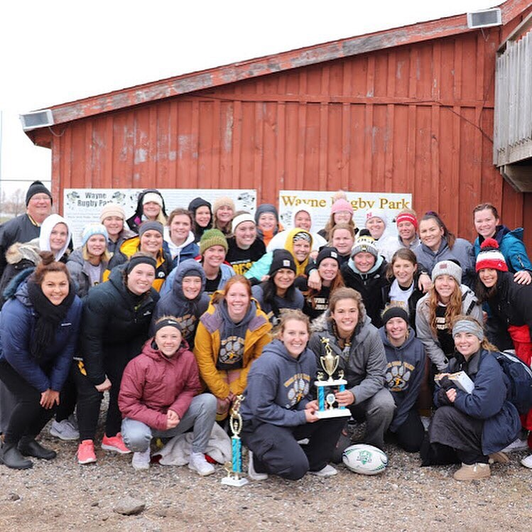 Wildcat Women's Rugby Secures Fourth Consecutive NSCRO 15s Title, 11th Championship Trophy