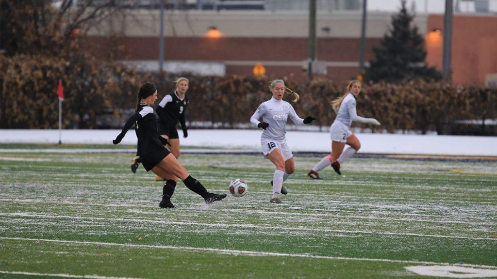 Wildcat Women's Soccer Ends Season In NSIC Tourney