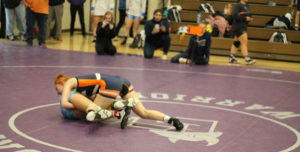 Warriors Wrestle at Waldorf Open