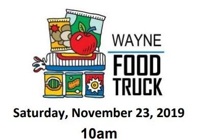 Food Truck In Town A Week Early, Volunteers Needed Saturday