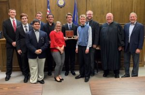 Blue Devil Mock Trial Team Advances To State