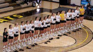 Wayne State Volleyball Up Two Spots In Regional Poll