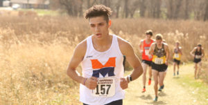 Warriors XCC Battles at GPAC Championship Meet
