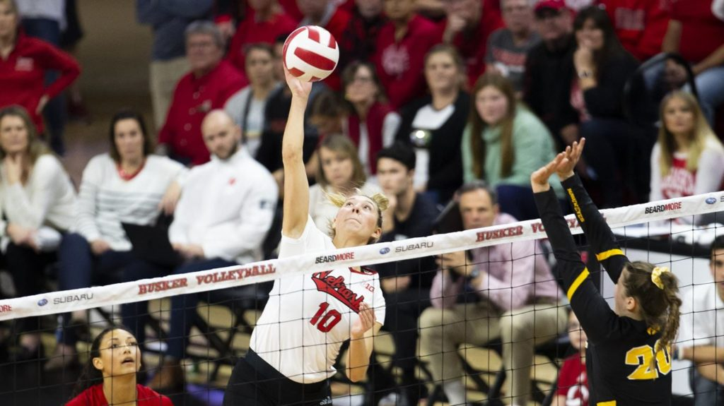 Huskers Earn #5 Overall Seed in Upcoming NCAA Tournament