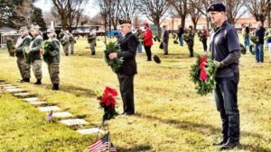 Fremont Cadet Squadron Invites Public to Sponsor Wreaths for Veteran Graves
