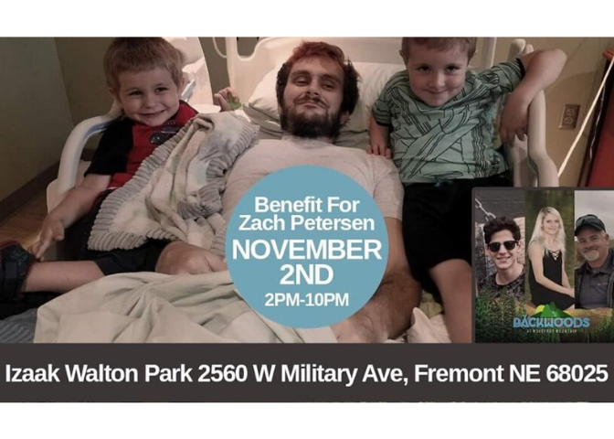 Saturday Benefit Will Support Local Man, Sole Survivor of Helicopter Crash