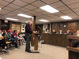 Recap Of Wayne City Council Meeting Tuesday Evening