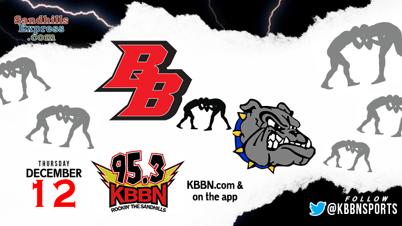Broken Bow Wrestling Team to Host Dual with North Platte High – Matches Broadcast on KBBN
