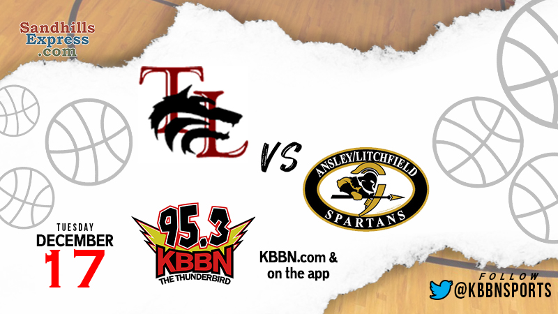 High School Basketball – Ansley/Litchfield at Twin Loup on KBBN