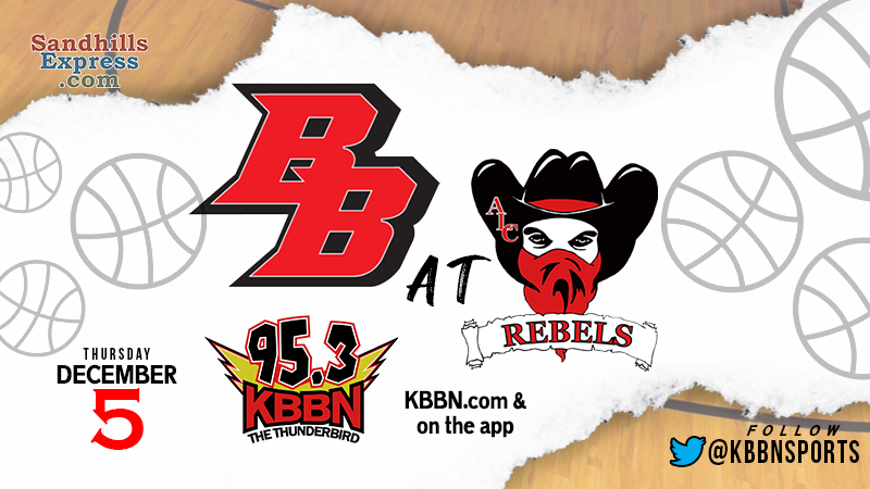 High School Basketball Coverage Tips Off on KBBN