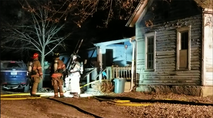 House Fire Early Friday, South of Downtown Beatrice