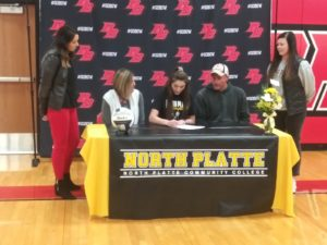 Broken Bow Senior Madison Neely Signs Letter of Intent to Play for NPCC