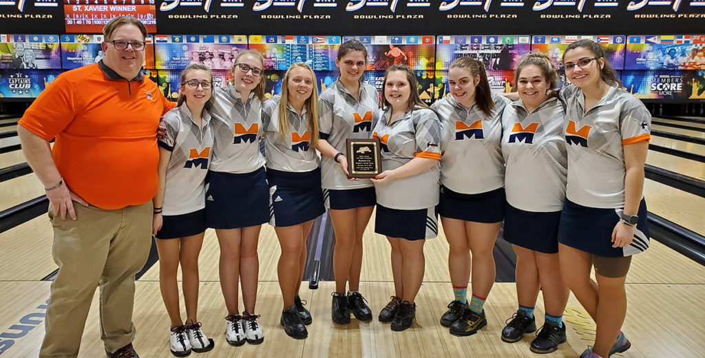 No. 3 Lady Warriors Finish Second at Glen Carlson Invite