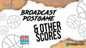 High School Basketball Scores 12/10