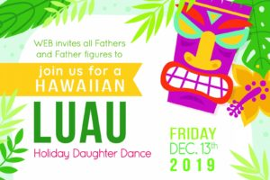 Holiday Daughter Dance Scheduled For Friday Evening