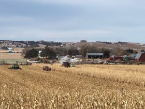 Combine Fire Keeps Sargent Fire Department Busy On Thursday Morning