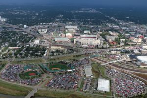 Special Traffic Operations Through NSP Are Complete Following Husker Home Football Season