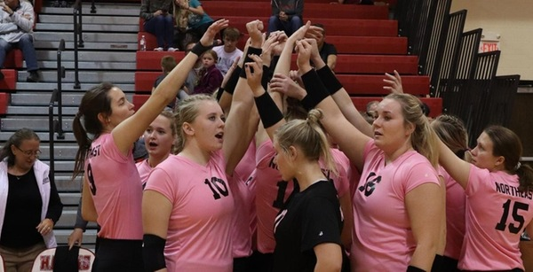 Northeast Volleyball Has Six Named To All-Nebraska World Herald Team, Area Individuals Represented