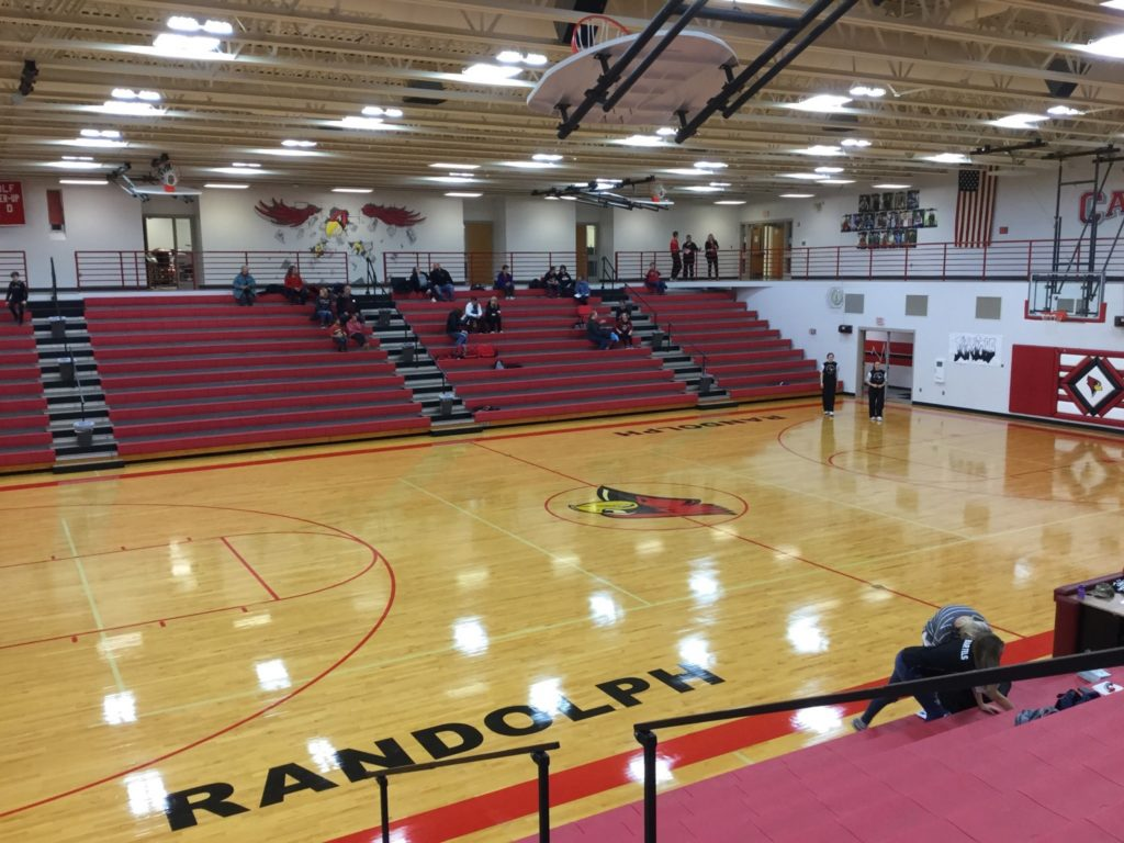 Wakefield-Allen Wins Back-And-Forth Girls Game, Trojans Boys Comeback In Fourth To Defeat Randolph