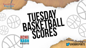 High School Basketball Scores - 1/21