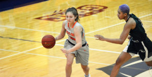 Lady Warriors Suffer Defeat to No. 8 Morningside