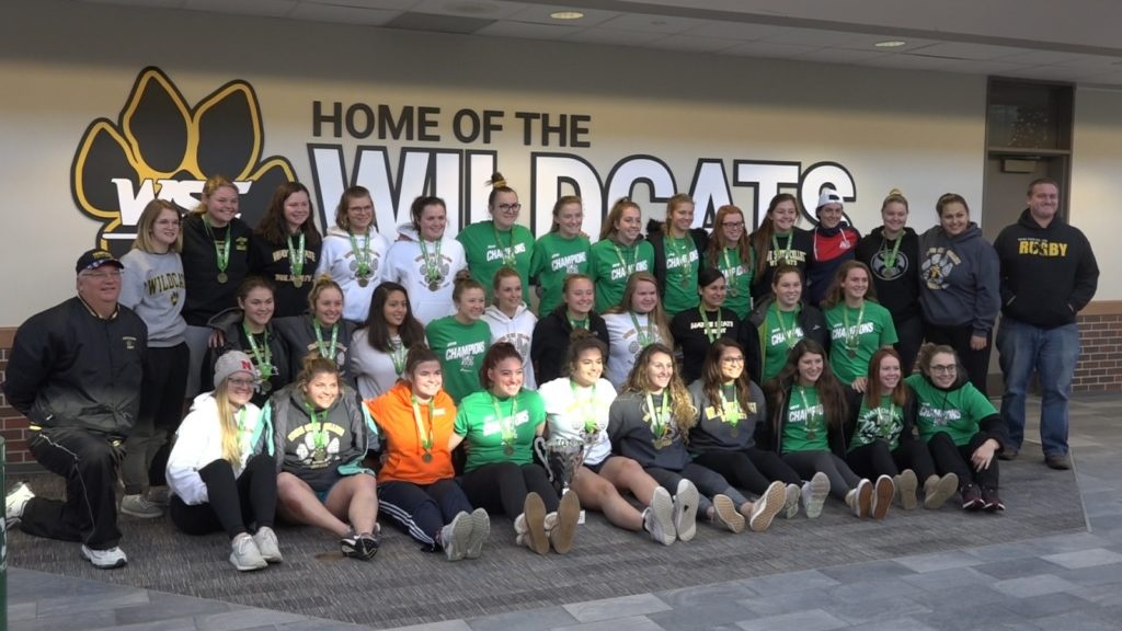 Wayne State Women Return With 11th NSCRO Championship Trophy, Fourth Straight 15s