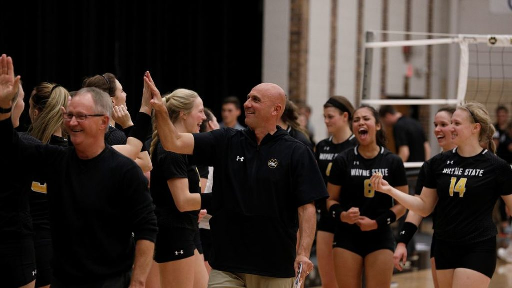 Wayne State Volleyball Ends Season Nationally Ranked For 11th Time In Past 14 Seasons
