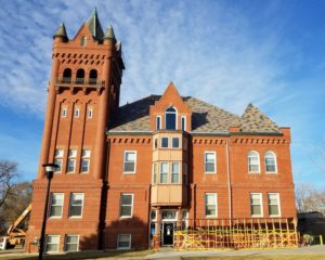 Haystack Road Maintenance Agreement To See Action, Berggren Architects To Provide Courthouse Restoration Project Updates