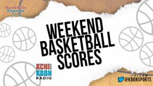 High School Basketball Scores - 1/4