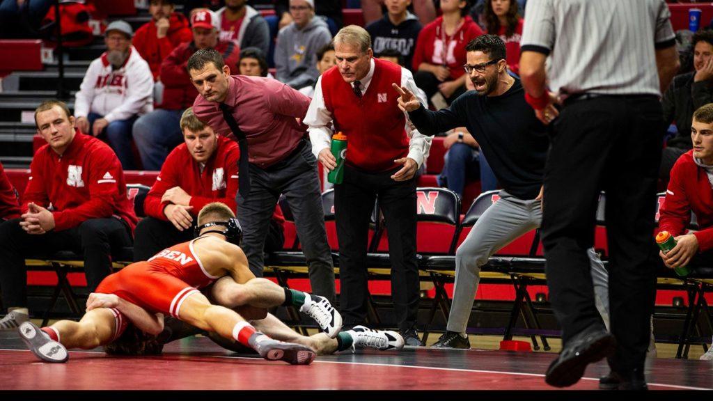 Nebraska Wrestling Prepares for Showdown with Top Ranked Iowa