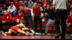 Nebraska Wrestling Prepares for Showdown with Top Ranked Iowa