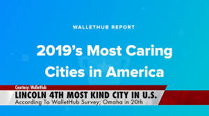 Lincoln Named 4th Kindest City In U.S.