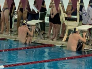 Tigers Start Swim Season in Columbus Dual
