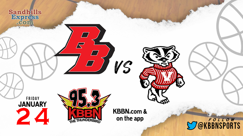 High School Basketball on KBBN – Broken Bow vs Valentine