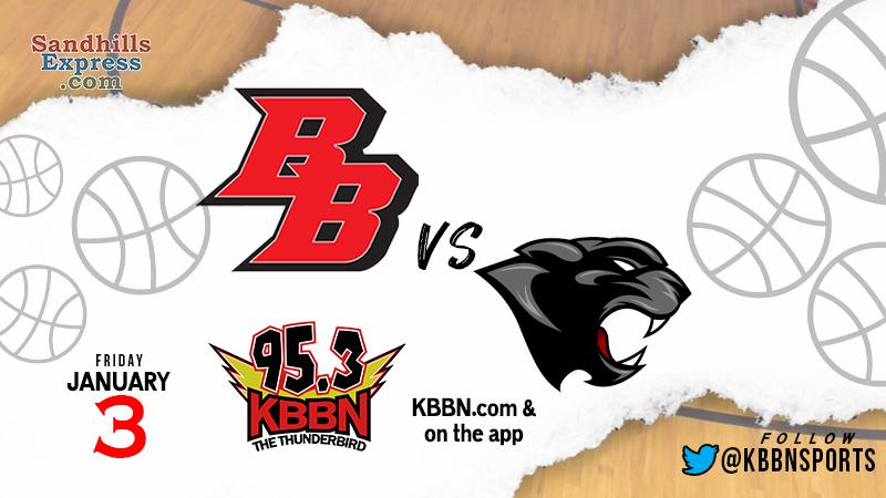 High School Basketball on KBBN – Broken Bow vs Hershey